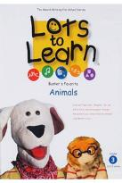 Lots to Learn, Vol. 3: Buster's Favorite Animals
