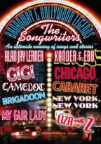 Broadway & Hollywood Legends: The Songwriters - Kander & Ebb/Alan Jay Lerner