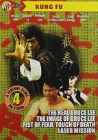 4-Movie Martial Arts Pack - The Real Bruce Lee & More
