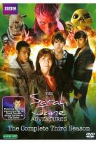 Sarah Jane Adventures - The Complete Third Season