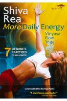 Shiva Rea: More Daily Energy - Vinyasa Flow Yoga