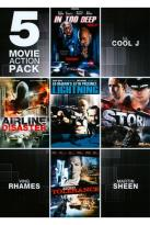 5 Movie Action Pack, Vol. 3