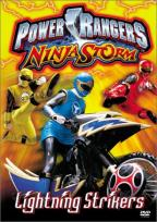 Power Rangers Ninja Storm Vol. 3: Lightning Strikes