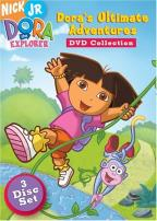 Dora the Explorer - Dora's Ultimate Adventures Collection