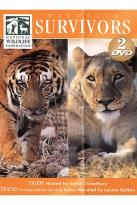 Wildlife Survivors - Tiger!/Tracks: Tracking With The San Of The Kalahari