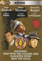 4-Movie Mystery Pack - Suddenly & More