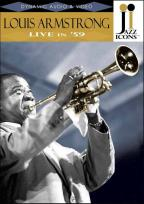 Jazz Icons - Louis Armstrong: Live in '59