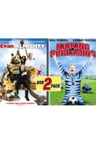 Evan Almighty/Kicking & Screaming