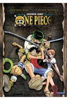 One Piece - Season 1 - Vol. 1: First Voyage