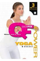QuickFix - Power Yoga Workout