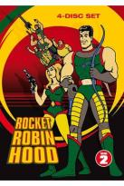 Rocket Robin Hood Vol 2