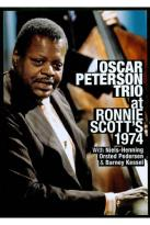Oscar Peterson: Live at Ronnie Scott's 1974