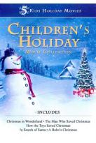 Children's Holiday Movie Collection
