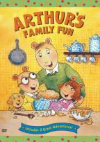 Arthur - Arthur's Family Fun