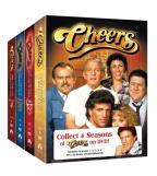Cheers - The Complete Seasons 1-4