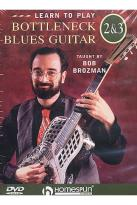 Bob Brozman - Bottleneck Blues Guitar Instruction: DVD 2 Advanced