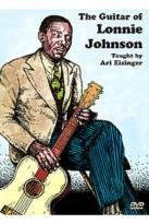 Ari Eisinger: The Guitar of Lonnie Johnson