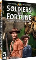 Soldiers of Fortune - The Complete Television Series