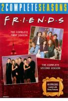 Friends - The Complete First and Second Seasons