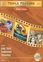 Western Classics Triple Feature - Volume 5