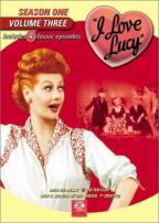 I Love Lucy - Season 1: Vol. 3