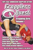 Grapplers Quest - Grappling Girls Vol. 1