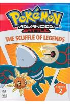 Pokemon Advanced Battle - Vol. 2: The Scuffle of Legends