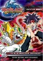 Beyblade: G Revolution - Vol. 4: It's a Battle Royale!