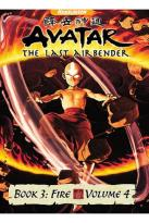 Avatar: The Last Airbender - Book 3: Fire - Vol. 4