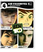 4 Kid Favorites: Ben 10 Movie Collection