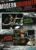 Chris Adler and Jason Bittner - Live at the Modern Drummer Festival 2005