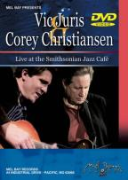 Vic Juris - Corey Christiansen - Live At The Smithsonian Jazz Cafe