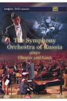 Symphony Orchestra Of Russia Plays Chopin And Liszt