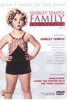 Shirley Temple Family Collection