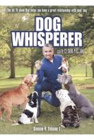 Dog Whisperer with Casar Millan: Season 4, Vol. 1