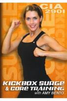Amy Bento: Kickbox Surge & Core Training