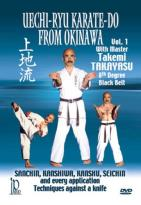 Takemi Takayasu: Uechi - Ryu Karate - Do from Okinawa, Vol. 1