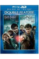 Harry Potter and the Deathly Hallows: Part 1 3D/Part 2 3D