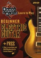 House of Blues Presents - Beginning Electric Guitar