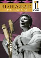 Jazz Icons - Ella Fitzgerald: Live in '57 and '63