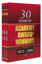 30 Years of Academy Award Winners: 1972-2002