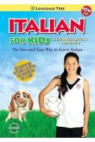 Italian for Kids - Italian Beginners' Level 1, Volume 2