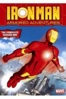 Iron Man - Armored Adventures - The Complete Season 1