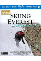 Skiing Everest