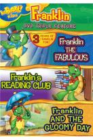 Franklin: Franklin the Fabulous/Franklin's Reading Club/Franklin's Gloomy Day
