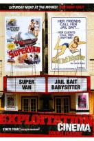 Exploitation Cinema: Supervan/Jailbait Babysitter
