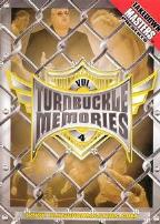 Takedown Masters - Turnbuckle Memories: Vol. 4