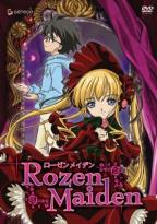 Rozen Maiden - Vol. 3: War of the Rose