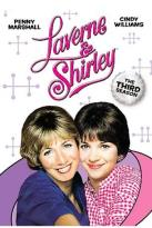 Laverne &amp; Shirley - The Complete Third Season