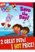 Dora the Explorer: Save the Day/Go Diego Go!: The Great Jaguar Rescue!